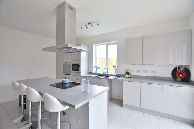 Thumbnail Detached house for sale in Kings Court, Norton, Gloucester