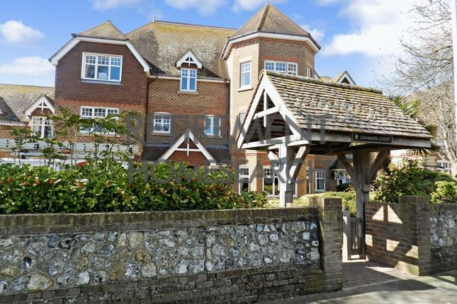 Thumbnail Flat for sale in Grasmere Court, Worthing