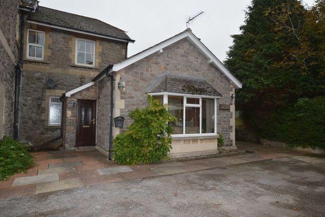 Thumbnail Semi-detached house for sale in Bridge Road, Bleadon, Weston-Super-Mare