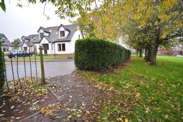 Thumbnail Detached house for sale in Kay Park Grove, Kilmarnock