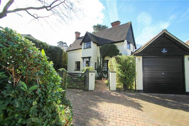 Thumbnail Detached house for sale in Belton Road, Camberley, Surrey