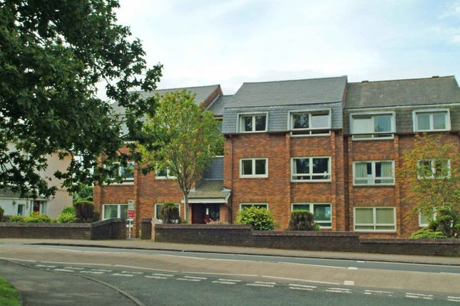 Thumbnail Flat to rent in Cedarwood Court, Cardross