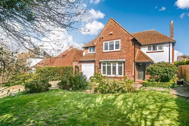 Thumbnail Detached house for sale in Hartley Old Road, Purley, Surrey