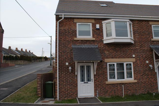 Thumbnail Semi-detached house to rent in Monument Court, Chopwell, Newcastle Upon Tyne