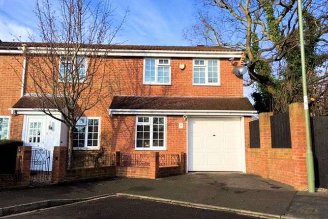 Thumbnail Semi-detached house for sale in Mayridge, Titchfield Common, Fareham
