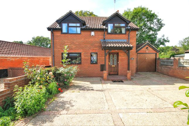 Thumbnail Detached house for sale in Main Road, Rollesby, Great Yarmouth