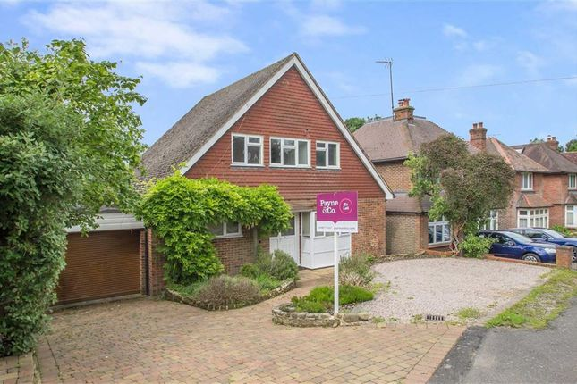 Thumbnail Detached house to rent in Hurst Green Road, Hurst Green, Surrey