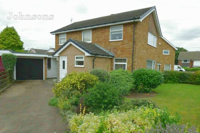 Thumbnail Detached house for sale in Norman Drive, Hatfield, Doncaster.