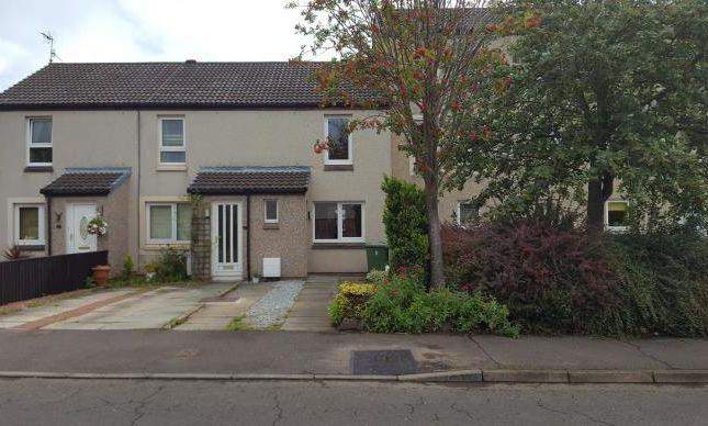 Thumbnail End terrace house to rent in Wellside, Haddington
