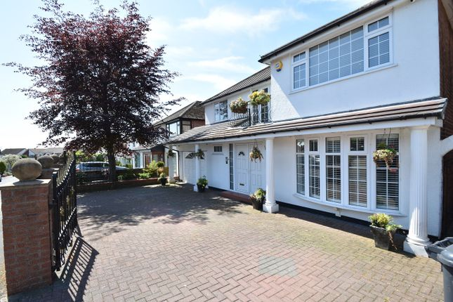 Thumbnail Detached house for sale in Ferndale Avenue, Whitefield, Manchester