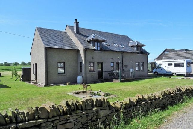 Thumbnail Detached house for sale in Paddock View, Guthrie, Forfar