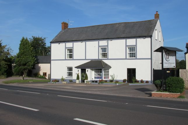 Thumbnail Property for sale in Burlescombe, Tiverton