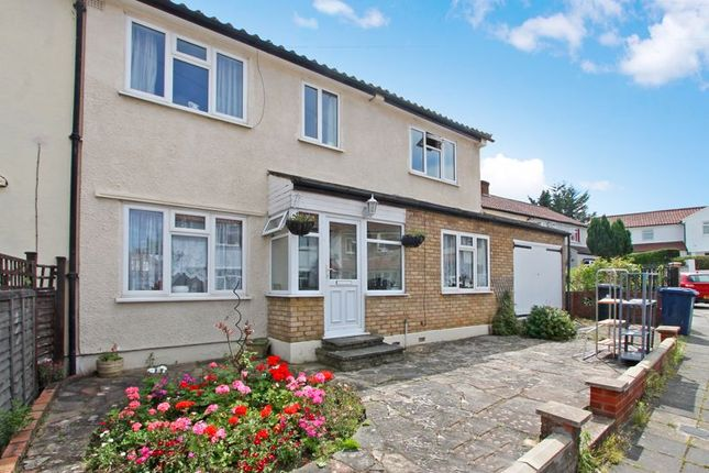 Thumbnail Semi-detached house for sale in Allenby Close, Greenford