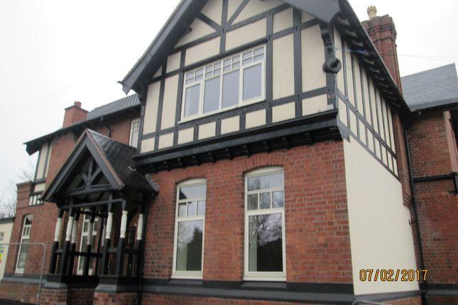 Thumbnail Flat to rent in Etriria Road, Basford, Stoke On Trent