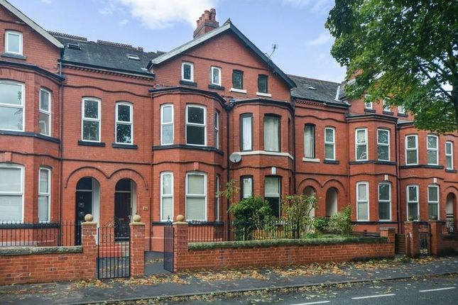 Thumbnail Terraced house for sale in Northumberland Road, Old Trafford, Manchester