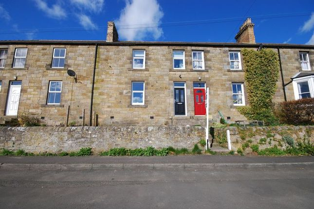 Thumbnail Terraced house for sale in Percy Terrace, Bellingham, Hexham