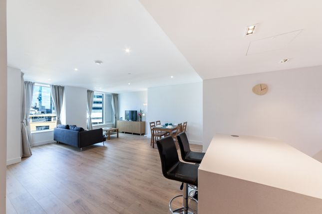 Thumbnail Flat for sale in Marquis House, Sovereign Court, Hammersmith
