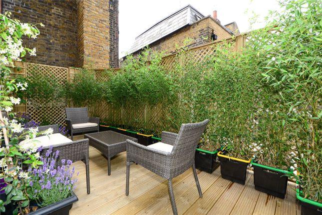 Garden of Wilton Road, London SW1V