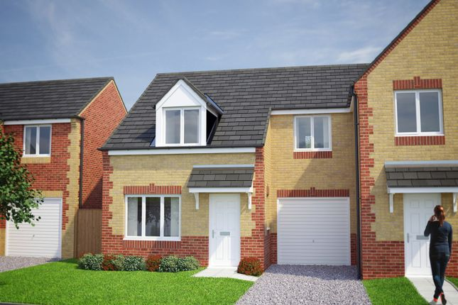 3 bedroom semi-detached house for sale in Plot 123, The Fergus, Moorside Place, Valley Drive, Carlisle
