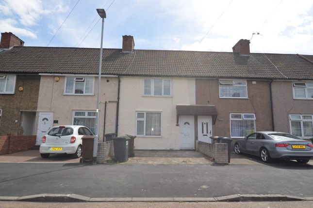 Thumbnail Terraced house for sale in Lillechurch Road, Dagenham, Essex