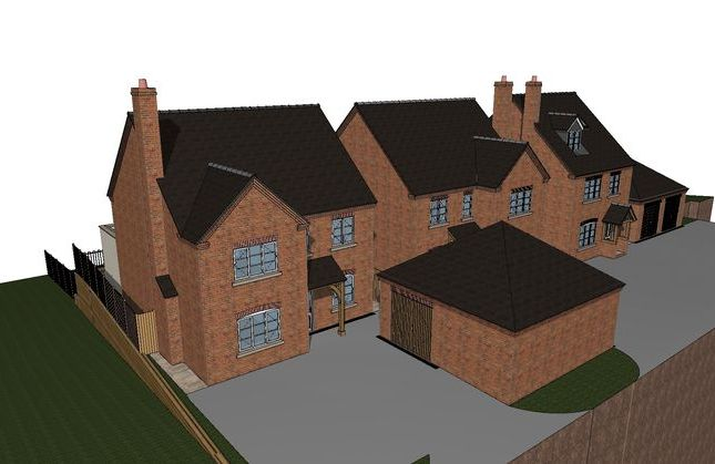 Thumbnail Detached house for sale in St. Lukes Road, Doseley, Telford, Shropshire.