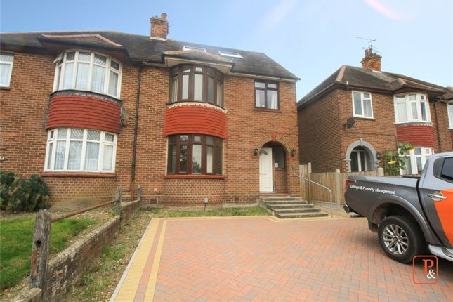 Thumbnail Semi-detached house to rent in St Andrews Avenue, Colchester, Essex