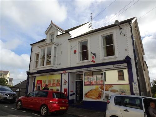 Thumbnail Retail premises for sale in Goodwick, Pembrokeshire