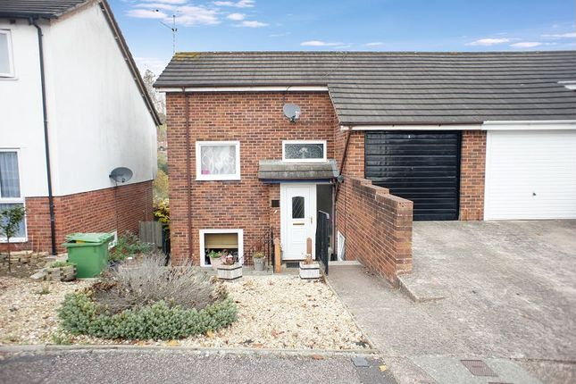 Thumbnail Semi-detached house for sale in Burrator Drive, Exeter