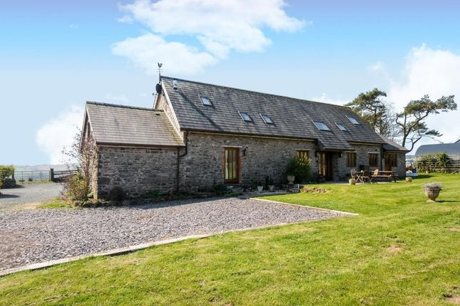 Thumbnail Detached house for sale in Mid Wales, Wye Valley