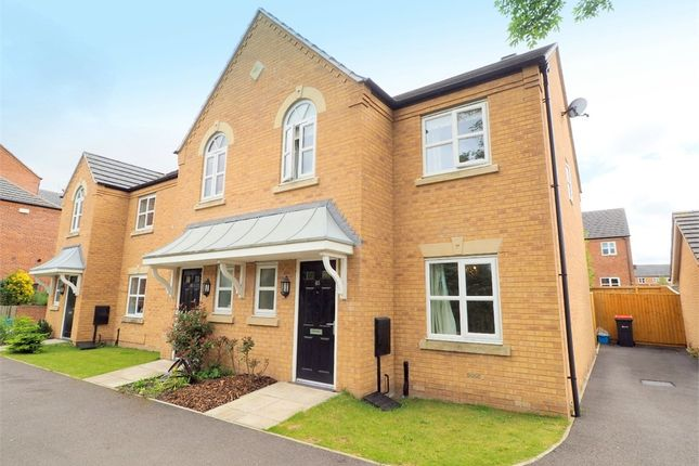 3 bed end terrace house for sale in Lindleys Lane, Kirkby-In-Ashfield, Nottinghamshire
