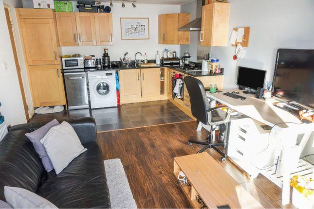 Lounge / Kitchen of Scotland Road, Basford NG5
