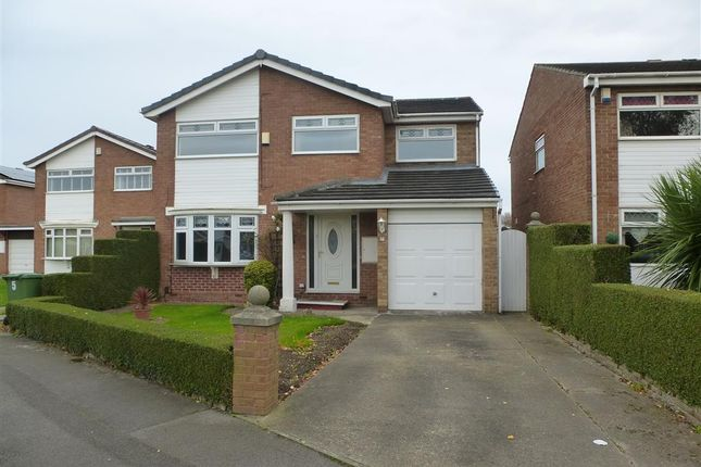 Thumbnail Detached house to rent in Heaton Road, Billingham