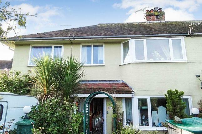 Thumbnail Flat for sale in Heol Isaf, Penparcau, Aberystwyth, Ceredigion