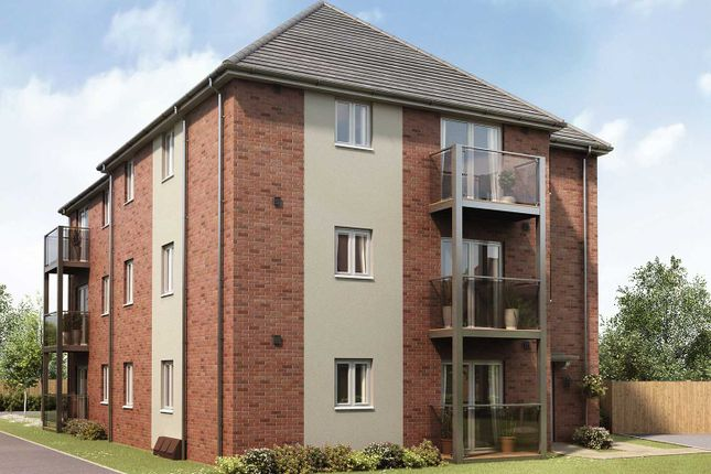 """1 bedroom flat for sale in """"The View Apartments B"""" at Blackburn Close, Shortstown, Bedford"""