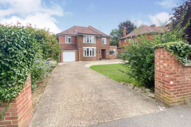 Thumbnail Detached house for sale in Eastfield Road, Peterborough