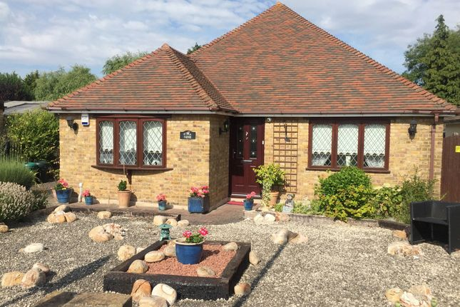 Thumbnail Detached bungalow for sale in Hope Road, Crays Hill, Billericay