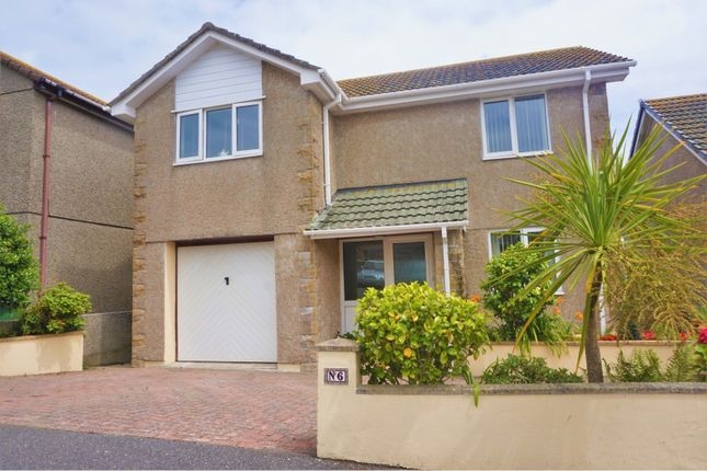 Front View of Treglyn Close, Penzance TR18