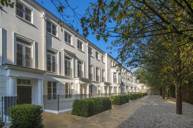 Thumbnail Detached house for sale in Hamilton Drive, St John's Wood, London