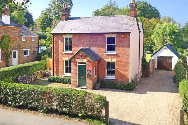Thumbnail Detached house for sale in Rickford, Worplesdon, Guildford