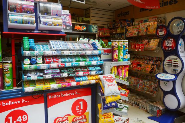 Thumbnail Retail premises for sale in Counter Newsagents LS11, West Yorkshire
