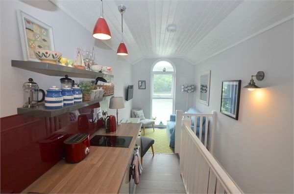 Thumbnail Semi-detached house for sale in Malpas, Truro
