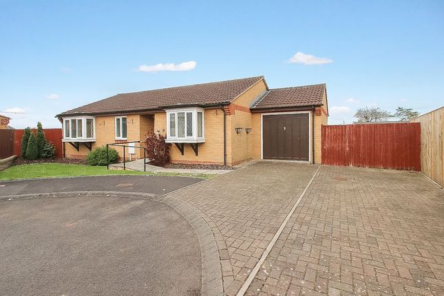 Thumbnail Detached bungalow for sale in Alexanders Close, Meare, Glastonbury