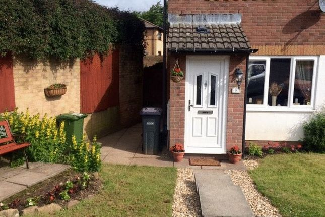 Thumbnail Semi-detached house for sale in Pant Yr Heol Close, Henllys, Cwmbran