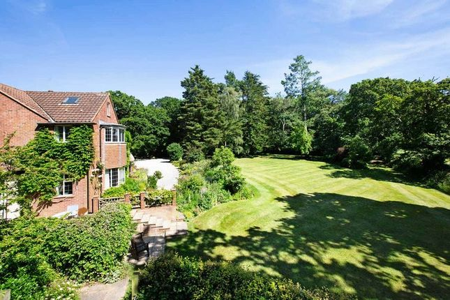 Thumbnail Detached house for sale in Hulham Road, Lympstone, Exmouth