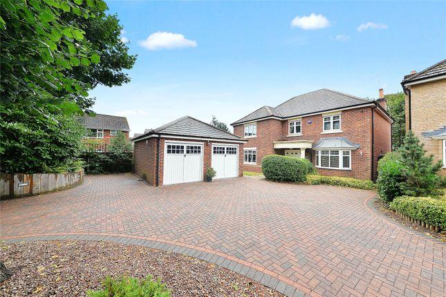 Thumbnail Detached house for sale in Bewdley Grange, Kidderminster