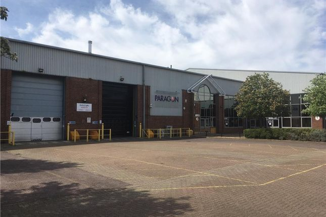 Thumbnail Light industrial to let in Units 1-3, Tower Close, Huntingdon, Cambridgeshire