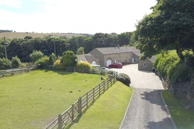 Thumbnail Equestrian property for sale in Barnsley Road, Flockton, Wakefield