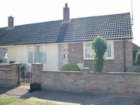 Thumbnail Bungalow to rent in Sainfoin Close, Sawston, Cambridge