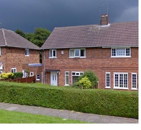Thumbnail Semi-detached house to rent in Higher Ash Road, Talke, Stoke-On-Trent