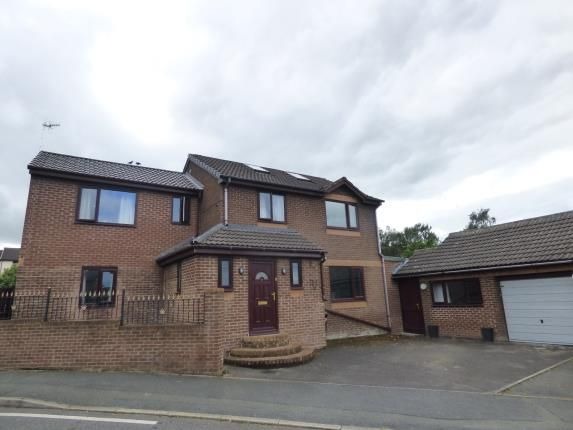 Thumbnail Detached house for sale in Harefield Rise, Ightenhill, Burnley, Lancashire